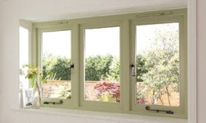 Jeldwen elegance flush casement timber windows