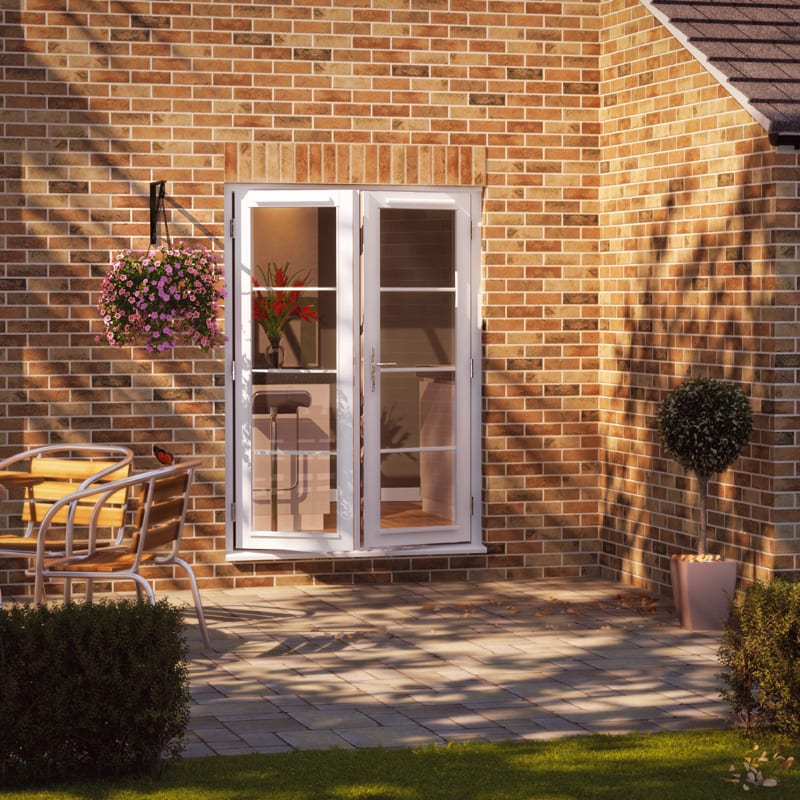 Farndale french door sets pattern 70 style