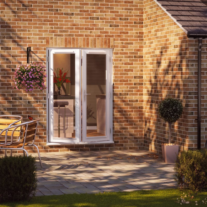 Jeldwen Farndale patt 20 french door sets