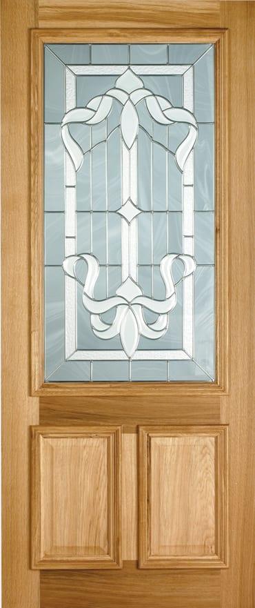 LPD Cleveland oak door