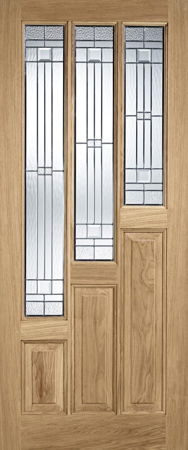 LPD Coventry Elegant oak door