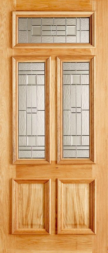 LPD Danielle elegant Oak exterior door