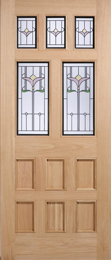 LPD Knightsbidge oak door