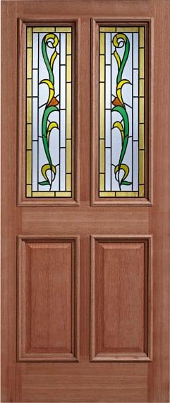 LPD adoorable Hardwood Chelsea door