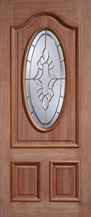 LPD adoorable Hardwood Cheltenham door