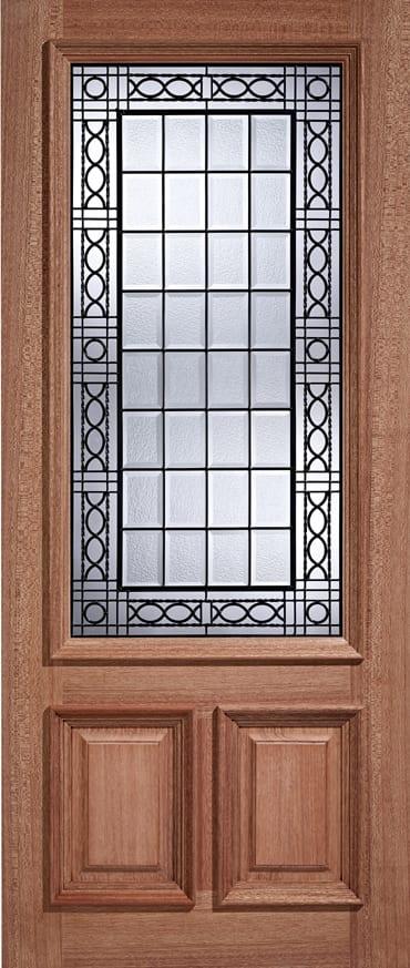 LPD adoorable Hardwood Creedmore door