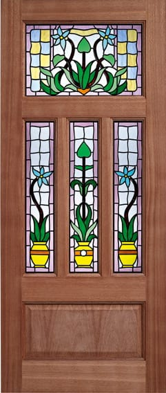 LPD adoorable Hardwood Kensington door