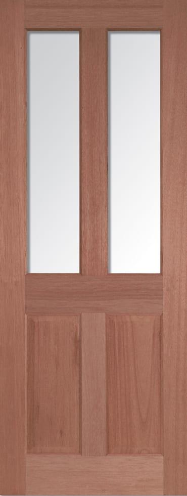 LPD adoorable Hardwood Malton Glazed door