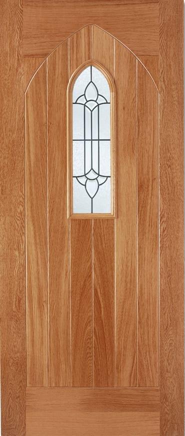 LPD adoorable Hardwood Westminster door