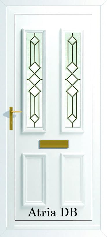 Monaco Atria DB Door