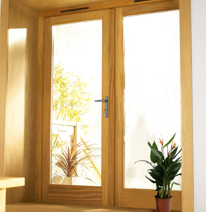 Oakfold unfinished oak french doors doors windows stairs for 1500mm french doors