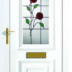 Quebec CD21 upvc door