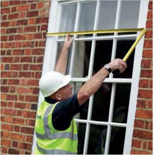 Regal Box sash site Survey