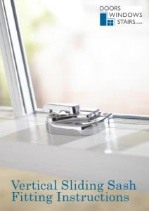 Sliding Sash fitting instructions