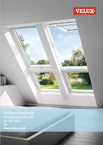 Velux product brochure