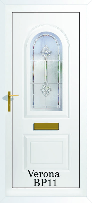 Verona BP11 upvc door