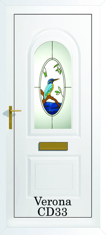 Verona CD33 upvc doors