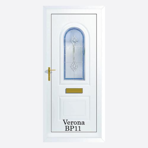 Verona Upvc Entrance Door