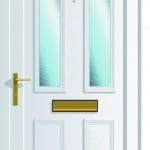 Windsor 2 Glazed upvc door