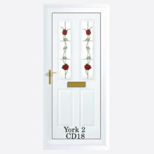 York UPVC Entrance Door