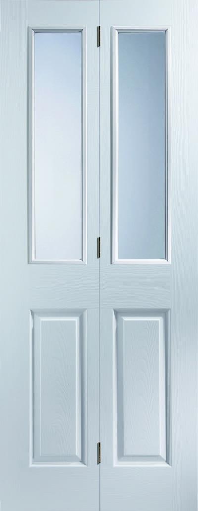 Bostonian bifold glazed door