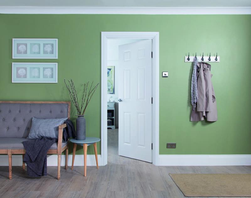 Jeldwen Promotional Arlington 6 panel smooth doors