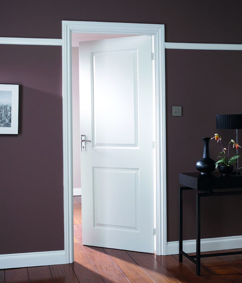 Jeldwen Promotional Cambridge 2 panel smooth doors & Jeld-Wen Cambridge 2P Smooth Promotional doors | Doors Windows Stairs Pezcame.Com