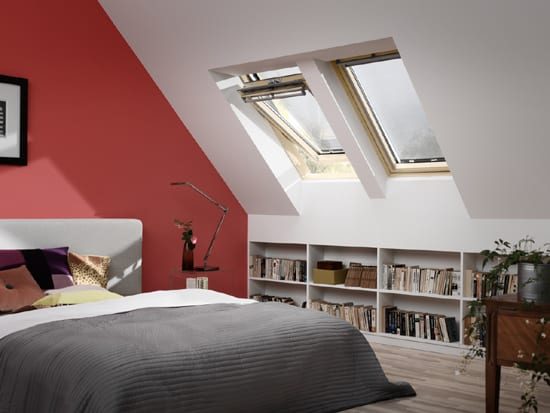 centre pivot pine velux windows