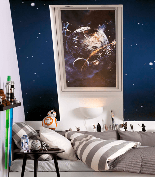 Velux Childrens Blind Star Wars 4711