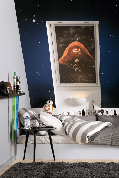Velux Childrens Blind Star Wars 4712