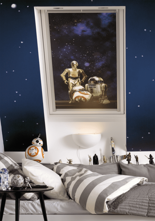 Velux Childrens Blind Star Wars 4713
