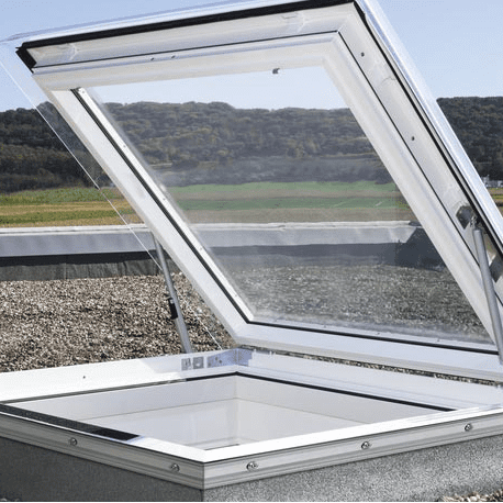 Velux Flat roof escape window & Velux Flat Roof Emergency Escape Windows | Doors Windows Stairs