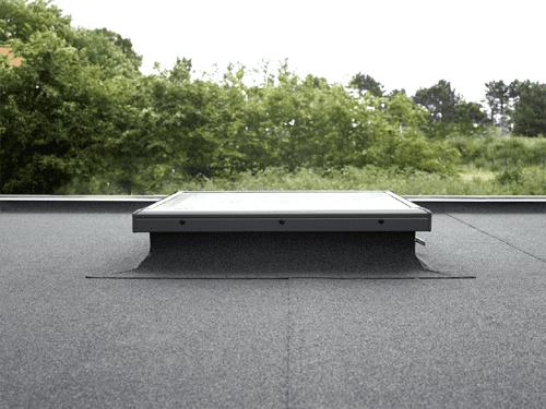 Velux Flat roof window fixed type