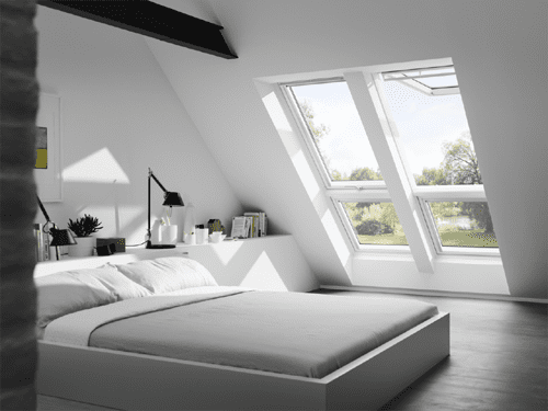Velux Quattro flashings
