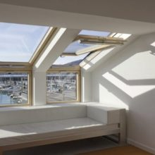 VELUX Sloping and Fixed Combinations