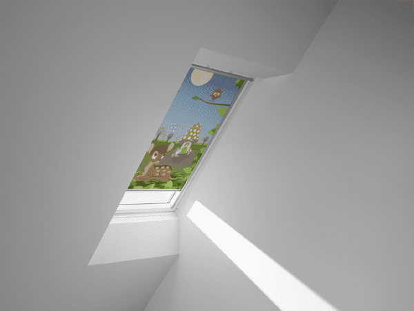 Velux childrens blinds Disney 4613 set