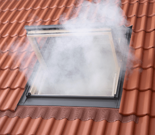 Velux smoke ventilation system GGU