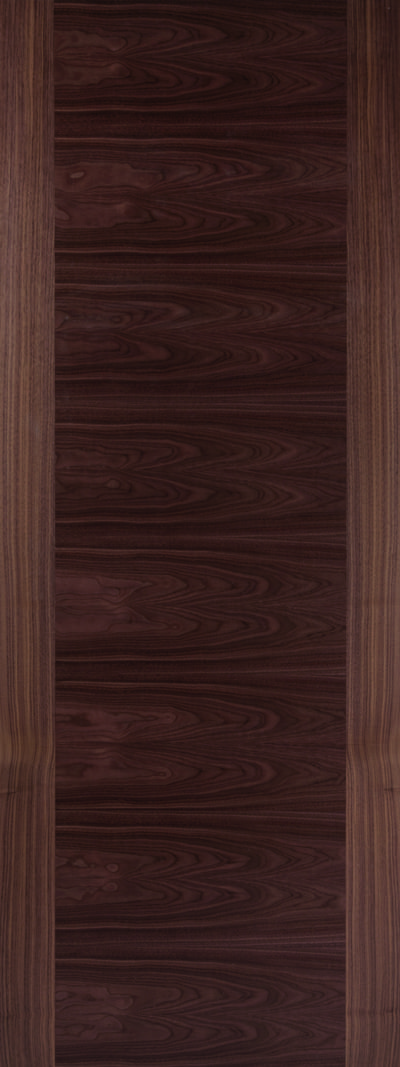 Walnut fusion promo door