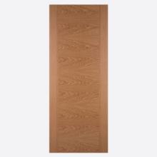 Fusion White Oak Door