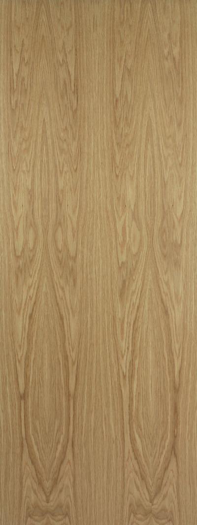 Jeld wen real wood veneer white oak promotional doors