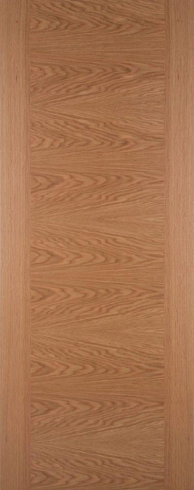 White oak fusion door