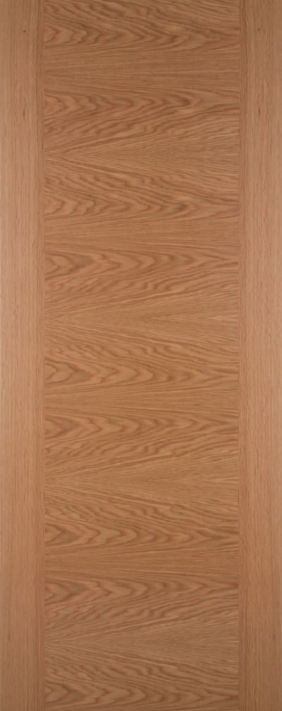 White oak fusion door