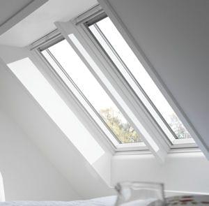 Double velux windows