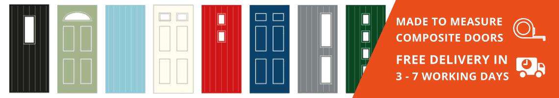 Composite doors design your own buy online fast delivery for Composite door design your own
