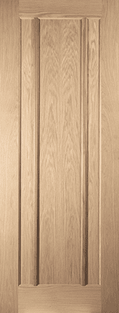 Oak Worcester panel door