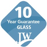 10 year guarantee glass
