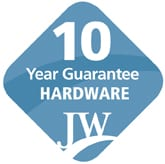 10 year guarantee hardware