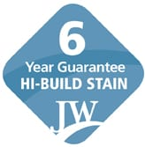 6 year guarantee hi-build stain