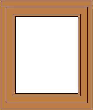 Side Hung Casement Window Right