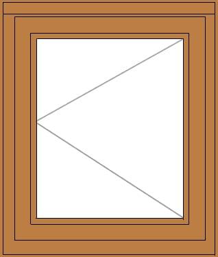 Sunvu Oak Casement Window Single Sash Doors Windows Stairs